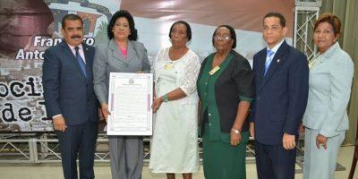 Senado recuerda Mauricio Báez y homenaje a Francisco Antonio Sant
