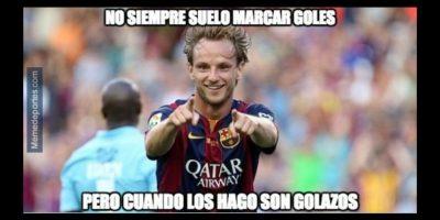 Que le dieron el triunfo al Barça. Foto:memedeportes.com