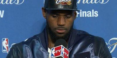 Dudan que LeBron juege el primer partido