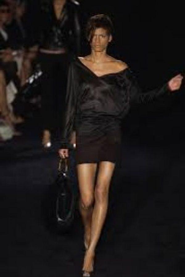 La top model dominicana Omahyra Mota