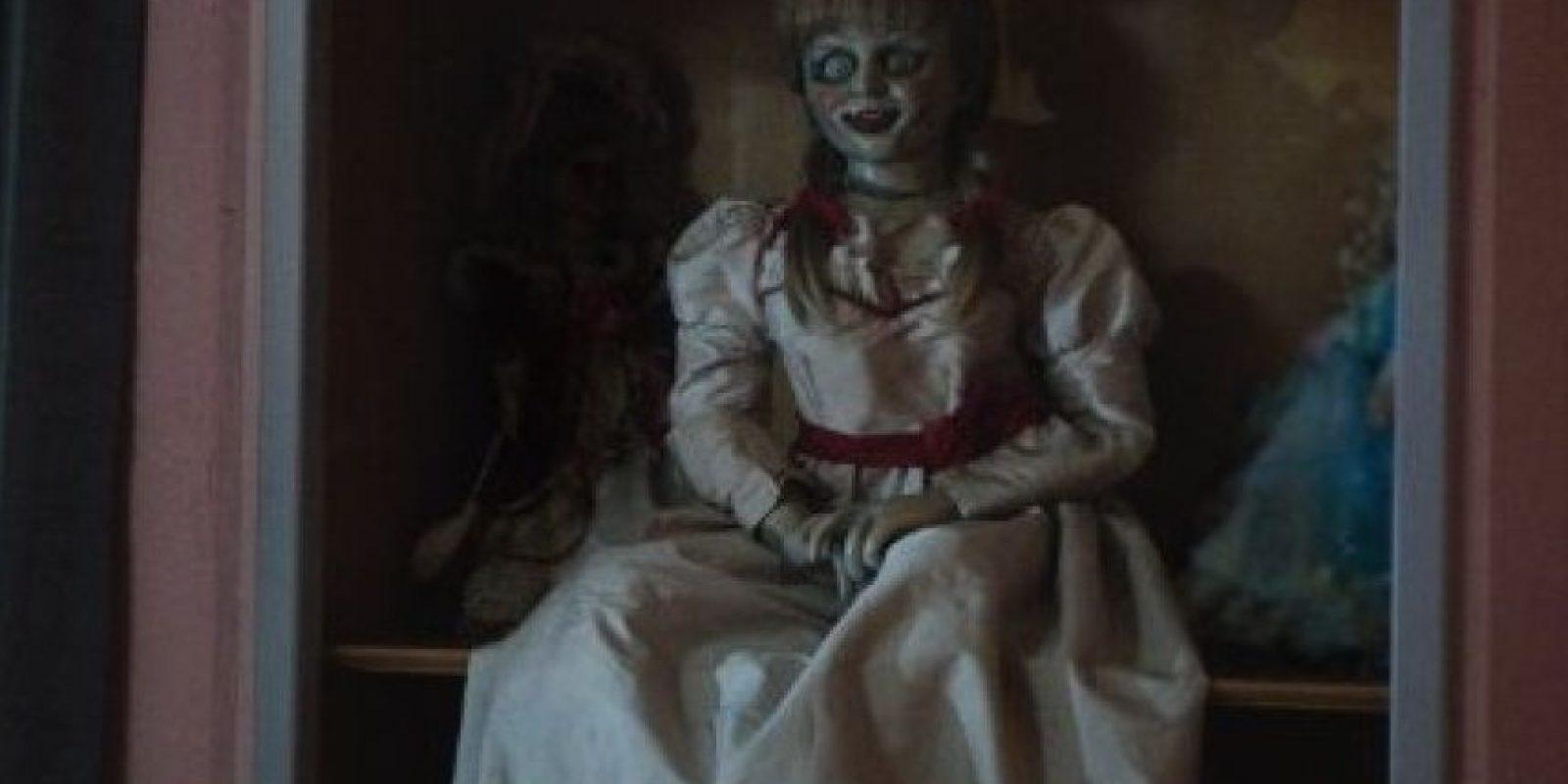 """La nueva entrega marcará la tercera aparición de la muñeca """"Annabelle"""" en la pantalla grande. Foto:Warner Bros."""