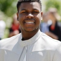 "John Boyega le da vida a ""Finn"", un ""Stormtrooper"" Foto:Getty Images"