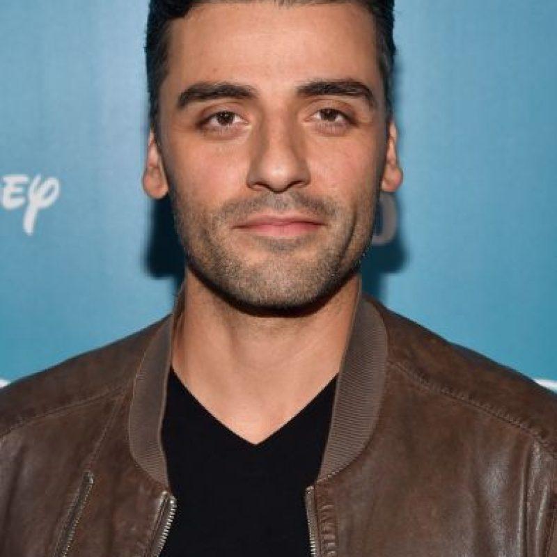 """El guatemalteco Oscar Isaac interpreta a """"Poe Dameron"""" Foto:Getty Images"""