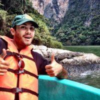 En seguida les mostramos los secretos de Scott Keyes para viajar alrededor del mundo gratis. Foto:instagram.com/scottmkeyes