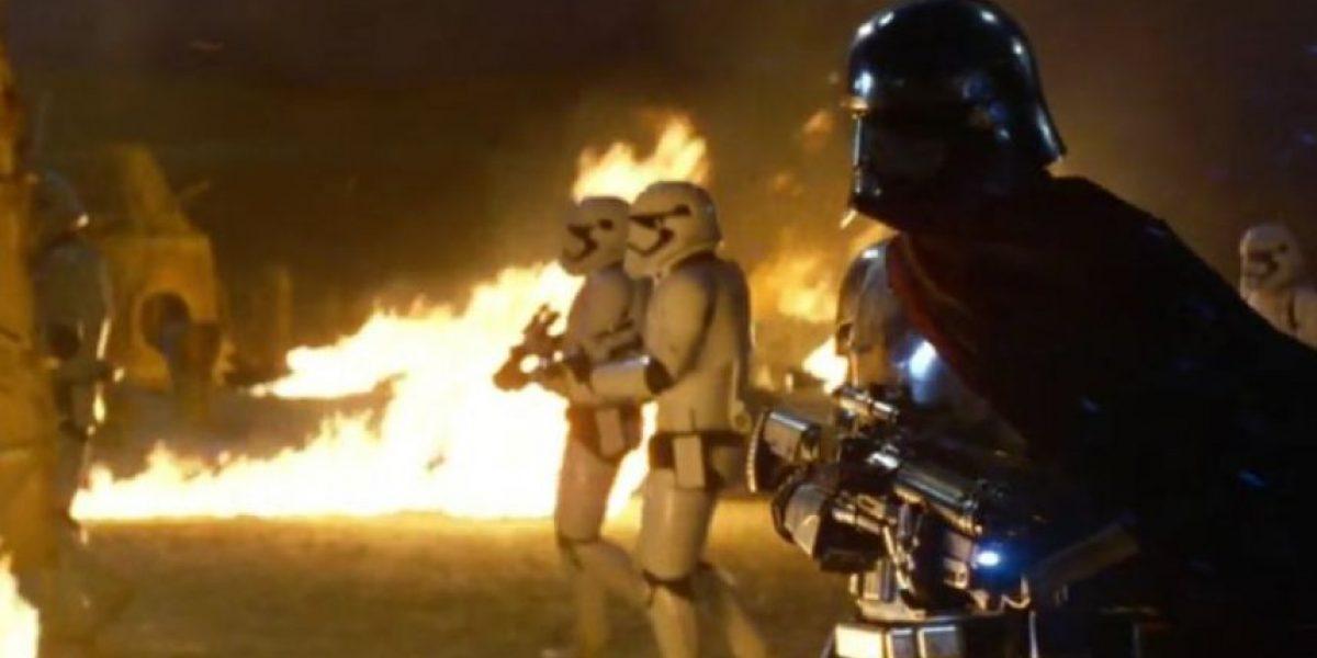 Estrenan trailer de Star Wars