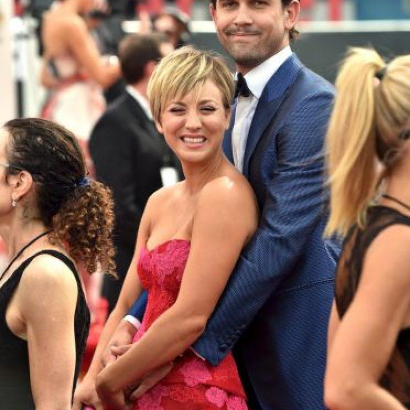 """""""Fue magia"""", dijo entonces la actriz en declaraciones a CNN. Foto:Getty Images"""