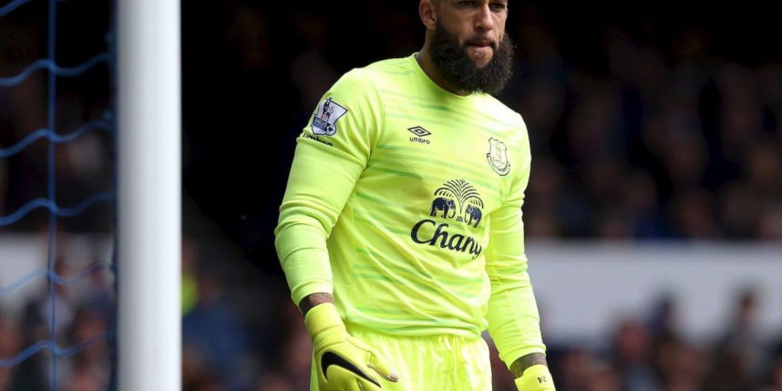 Howard ha jugado tres Mundiales: 2006, 2010 y 2014 Foto:Getty Images
