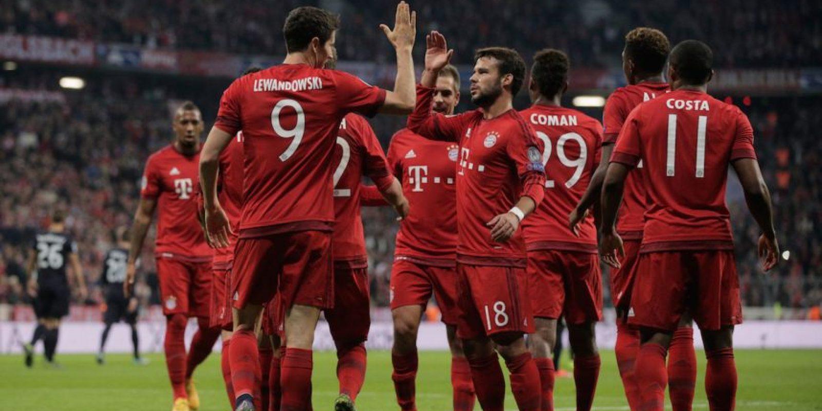 Los alemanes son líderes de su grupo con 6 puntos. Foto:Getty Images