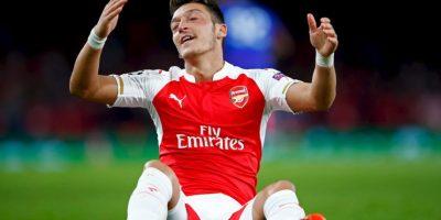 Arsenal debutó en Champions League con visita al Dinamo Zagreb en Croacia, donde cayeron por marcador 2-1. Foto:Getty Images