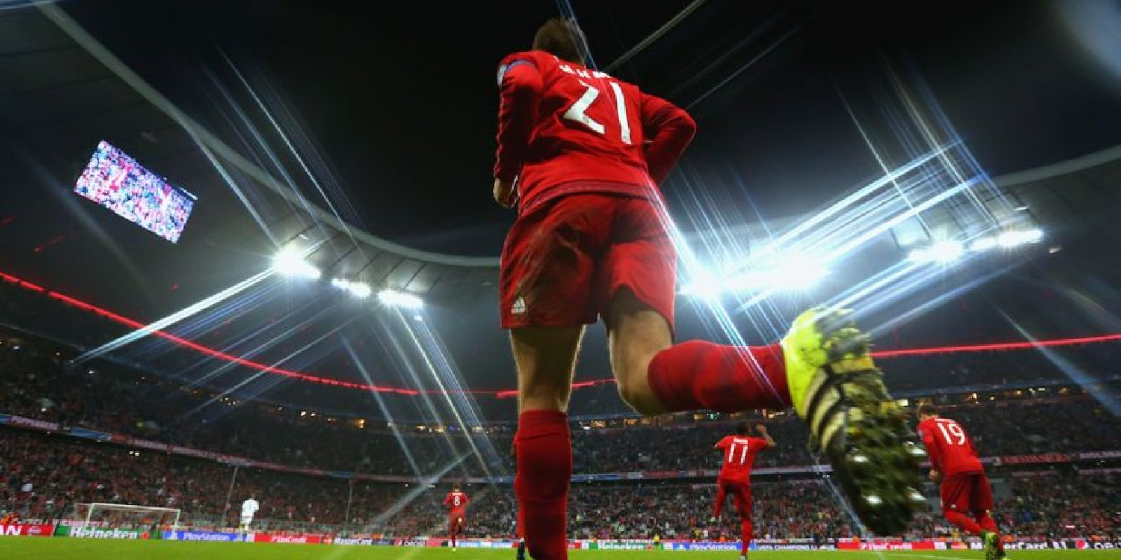 En el torneo local, Bayern Munich es dominador de la Bundesliga. Foto:Getty Images