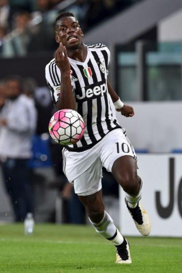 18. Paul Pogba (Juventus/Francia) Foto:Getty Images