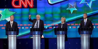 En búsqueda de la presidencia de Estados Unidos para 2016 Foto:Getty Images