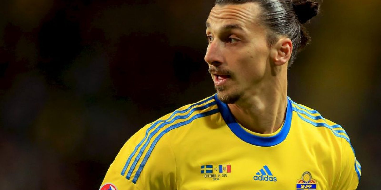 6. Zlatan Ibrahimovic (PSG/Suecia) Foto: Getty Images