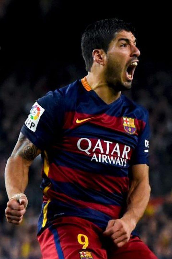 23. Luis Suárez (Barcelona/Uruguay) Foto:Getty Images