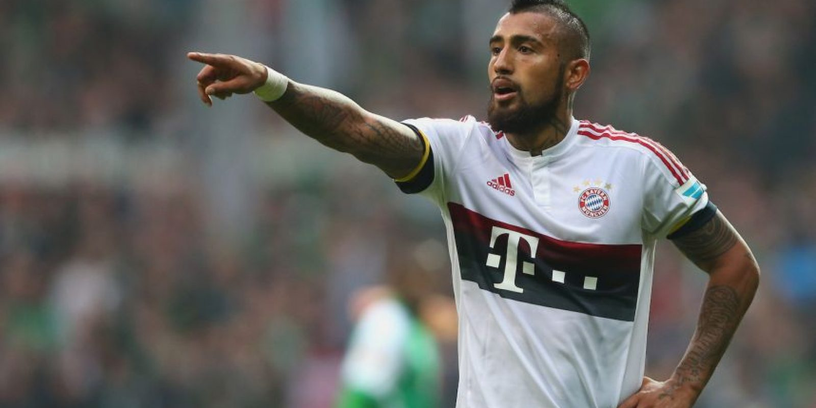 22. Arturo Vidal (Bayern Munich/Chile) Foto: Getty Images