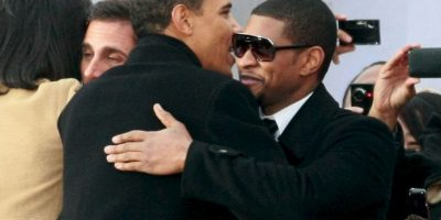 En el que se presentan distintos músicos frente al presidente Barack Obama y su esposa Michelle Obama. Foto:Getty Images