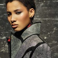 La top model dominicana Lineisy Montero