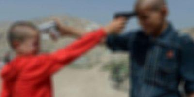 Niño mata a su hermano de 3 años mientras jugaban policías y ladrones