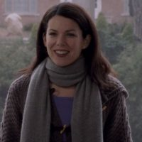"Lauren Graham era ""Lorelai Gilmore"". Foto: vía The CW"