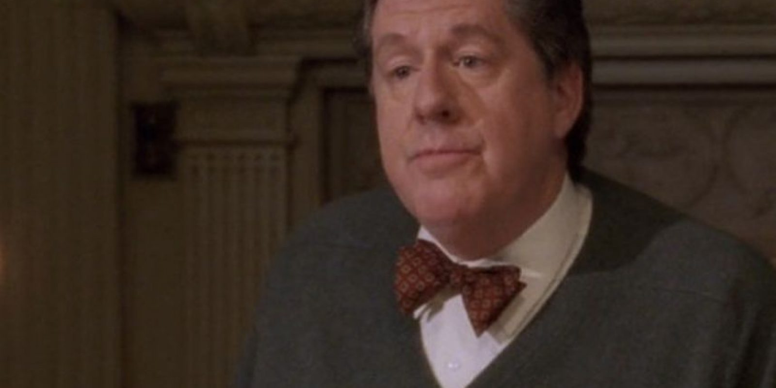 "Edward Herrmann era ""Richard Gilmore"". Foto: vía The CW"