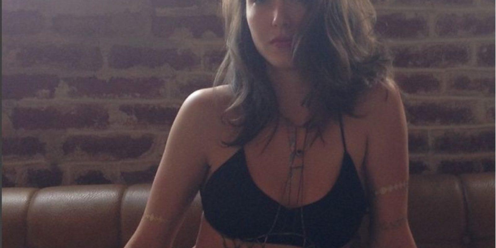 Malena Morgan fue quien decidió denunciar a su acosador Brian Blankenship Foto:Vía Instagram @malenamorgan