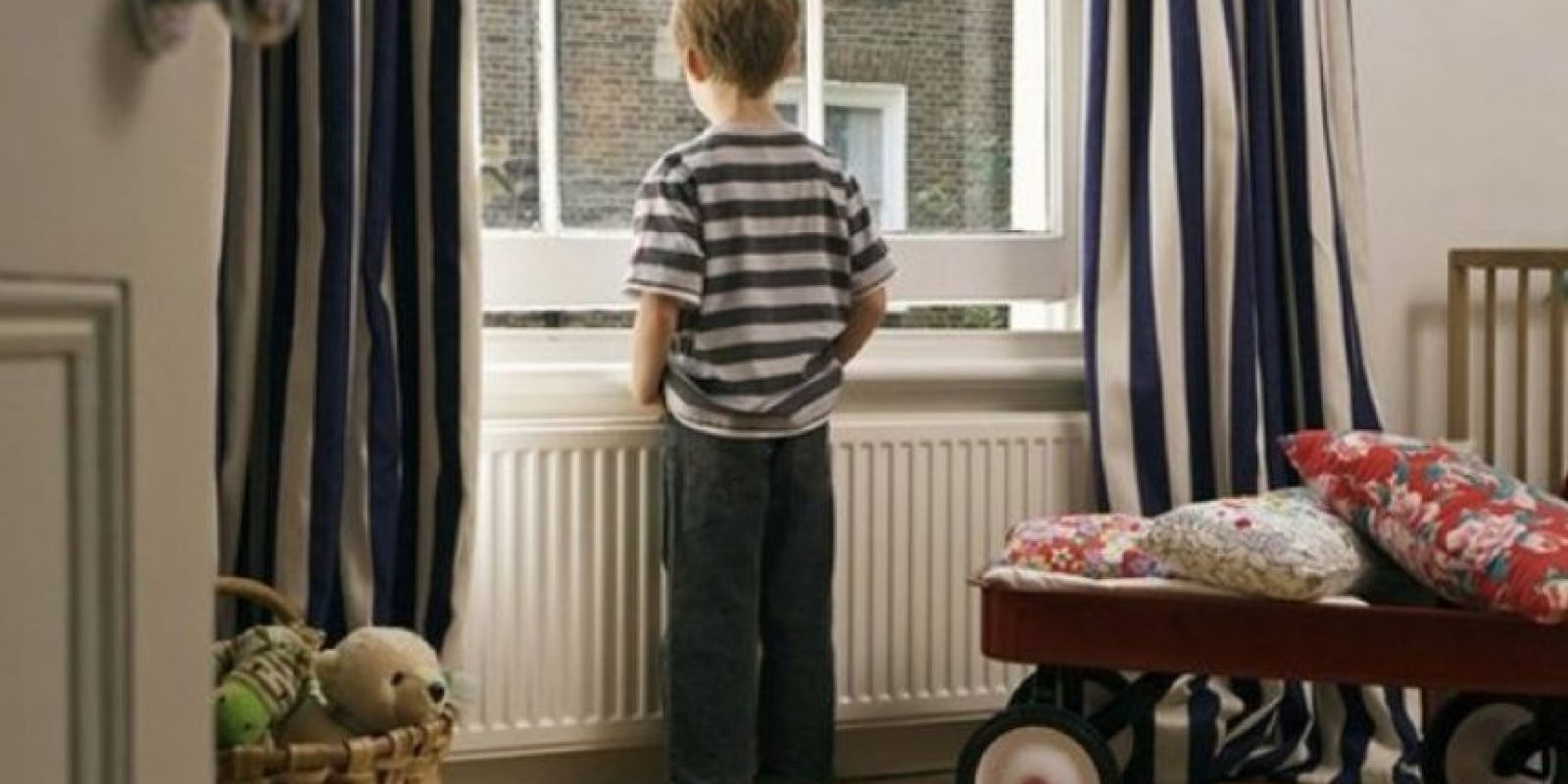 Sentir miedo o desesperación. Foto:Tumblr.com/Tagged-niños-solos-casa