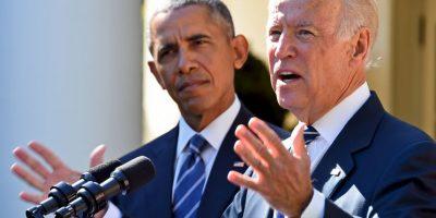 El vicepresidente afirmó que no se siente con ánimos para una carrera por la presidencia. Foto:AFP