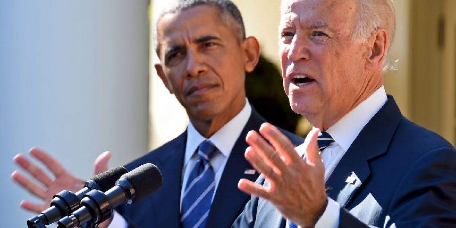Aseguró que le interesa continuar trabajando con Barack Obama Foto:AFP