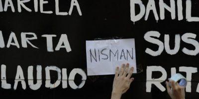Delimanis no encontró rastros de pólvora, ni manchas de sangre en las manos del fiscal. Foto:AFP