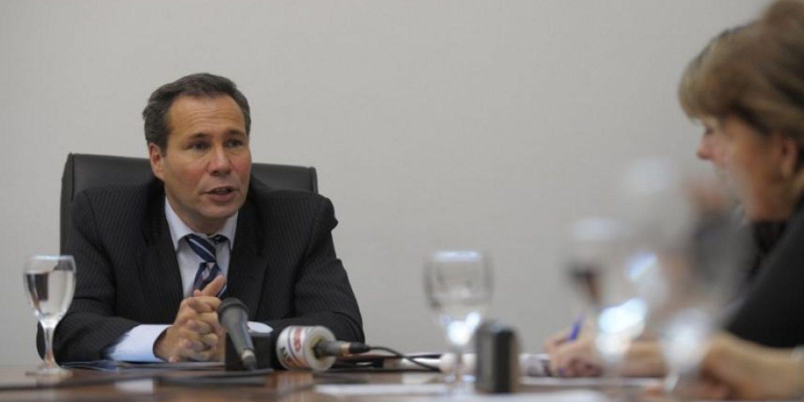 En la madrugada del pasado 19 de enero se dio a conocer la muerte del fiscal Alberto Nisman Foto:AFP