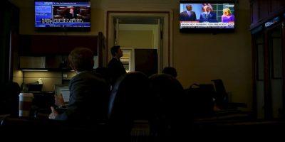 El anuncio llegó luego de semanas de especulaciones sobre la candidatura. Foto:AFP
