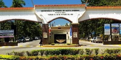 Grupos estudiantiles y profesores de la UASD-La Vega rechazan escuela laboral
