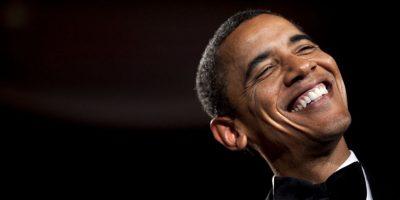 5. Barack Obama, Presidente de Estados Unidos Foto:Getty Images