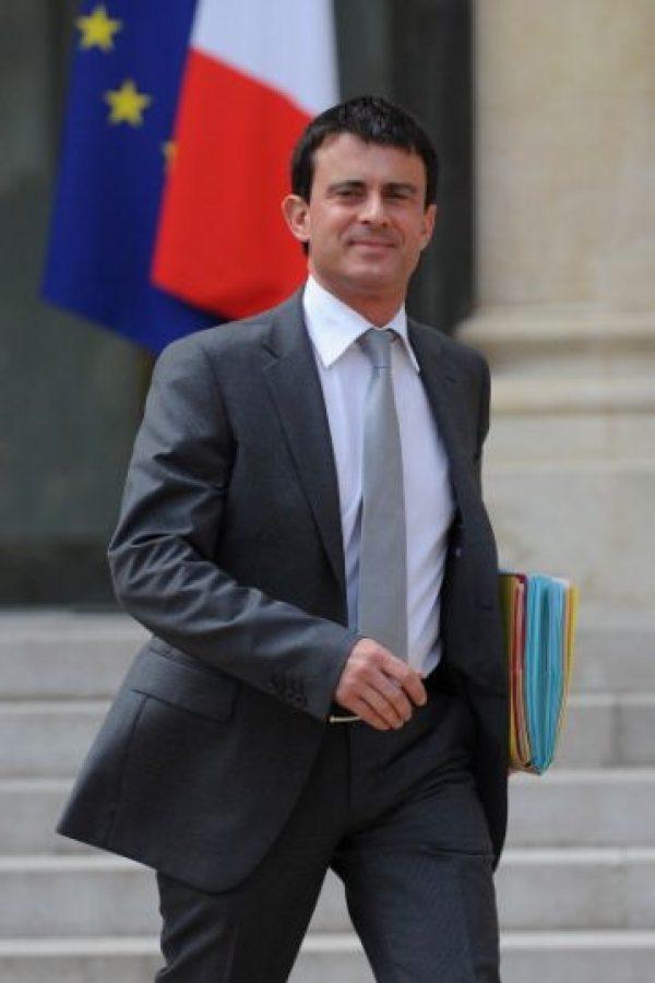 8. Manuel Valls, Francia Foto:Getty Images