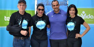 Anthony Artiles, Vicepresidente Ejecutivo de Body Shop Athletic Club habla sobre la jornada de natación