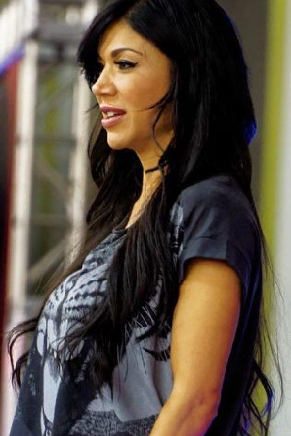 Rosa Mendes participó por primera vez en 2008 Foto:WWE