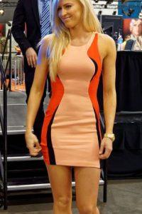 Así se ve la rubia en la actualidad Foto:WWE