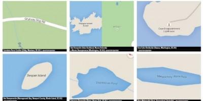 Un recorrido por los lugares con nombres más deprimentes del mundo