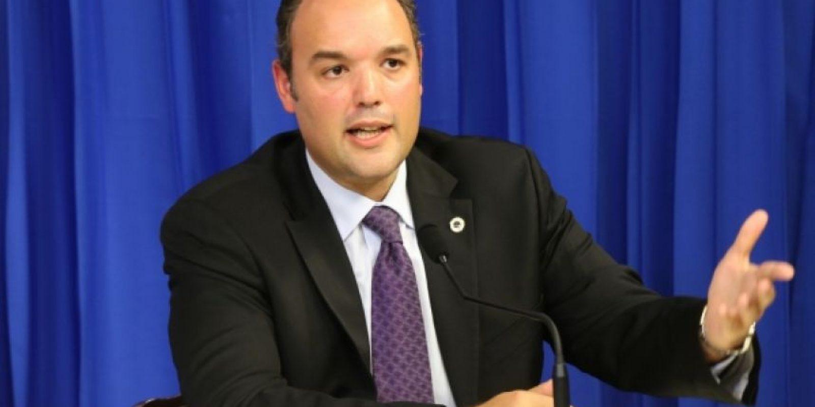 José del Carmen Castillo, Ministro de Industria y Comercio