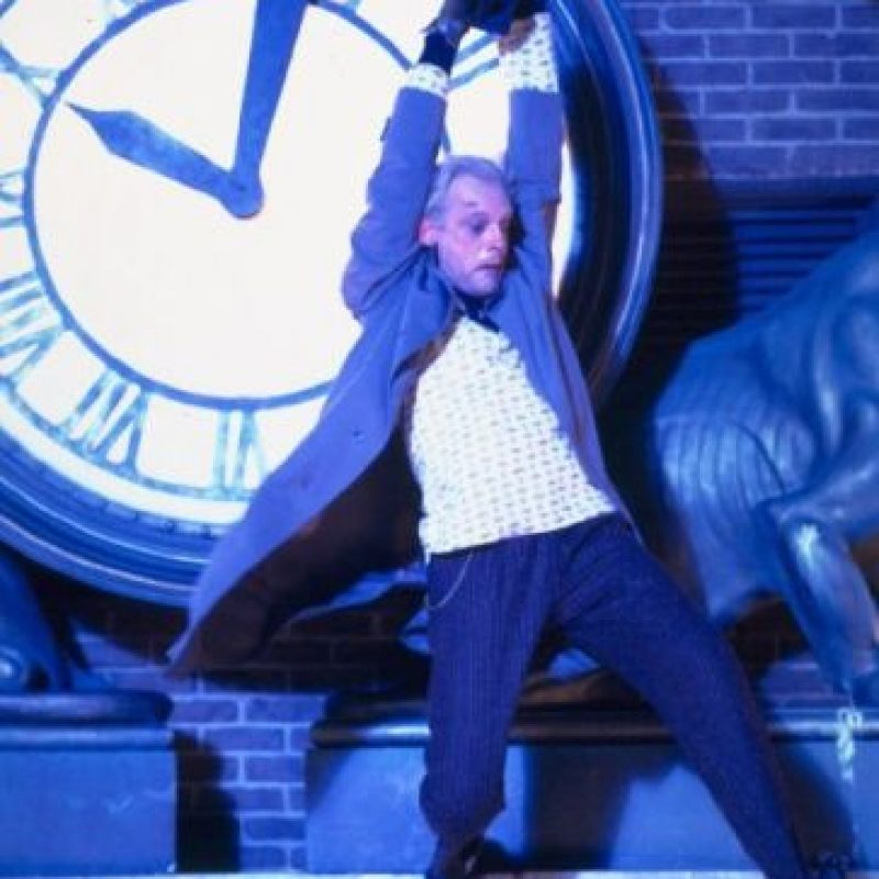 Su papel como el creador de la máquina del tiempo pasó a la historia del cine de ciencia ficción. Foto:IMDB