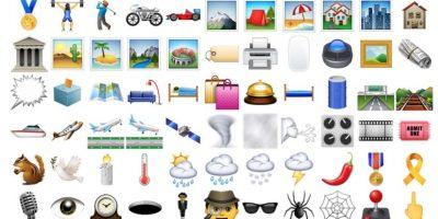 Actividades. Foto:emojipedia.org