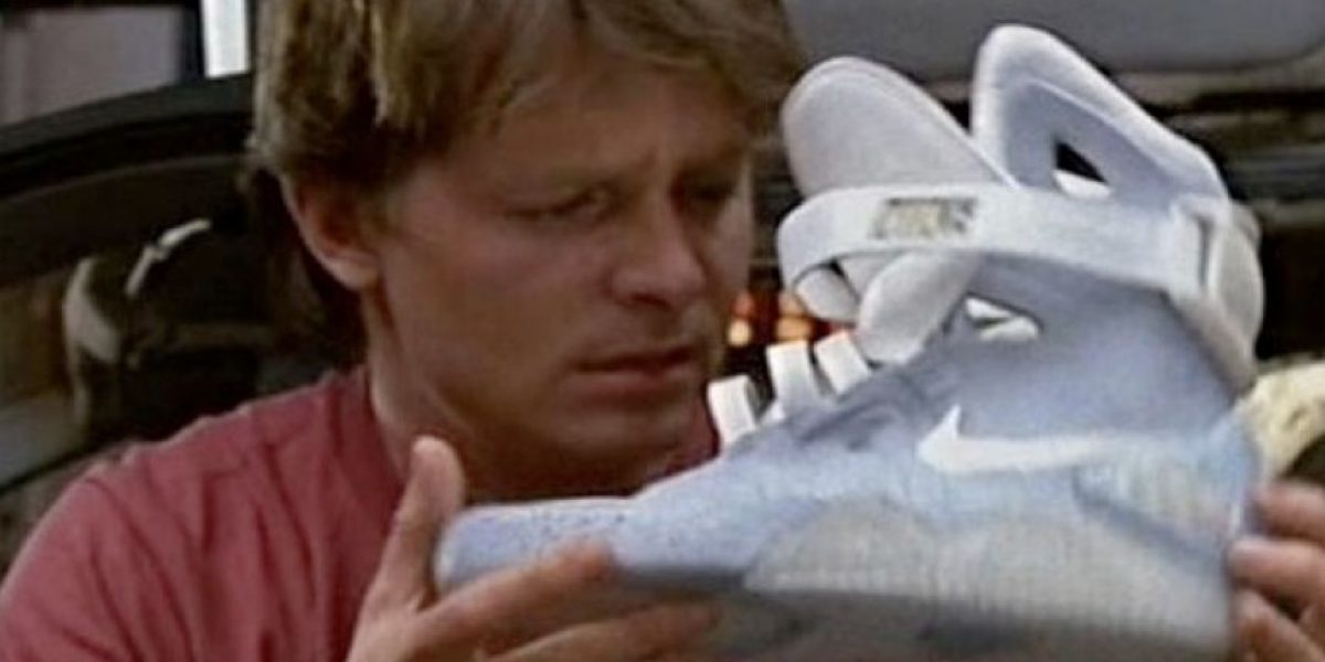 Michael J. Fox confirma la llegada del Nike Air Mag en 2016