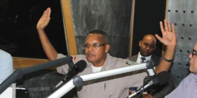 Coronel dice su suspensión de la Policía fue orquestada por general Then