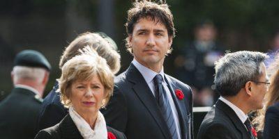 El nuevo primer ministro de Canadá  se une a los