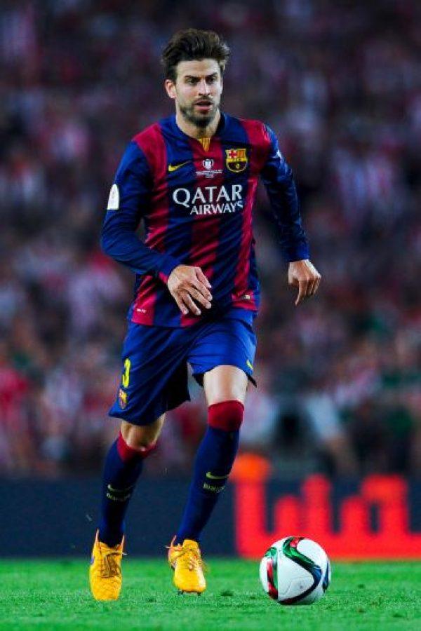 En este ejercicio con sus fans, Piqué reveló varios de sus secretos y también de los secretos del vestuario del Barça. A continuación las preguntas y respuestas. Foto:Getty Images