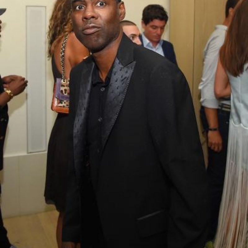 Su comedia normalmente habla acerca de las divisiones raciales en Estados Unidos. Foto:Getty Images