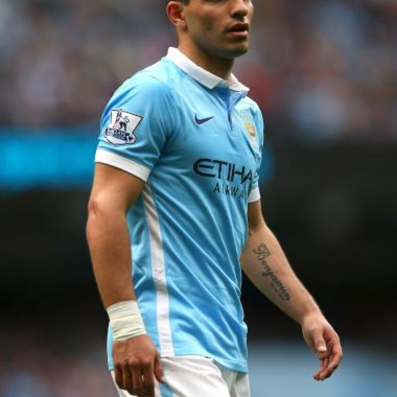 9. Sergio Agüero (Manchester City/Argentina) » 25.3 millones de dólares. Foto:Getty Images