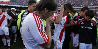 Uno de los clubes más grandes de Argentina y América descendió en 2011 Foto:Getty Images