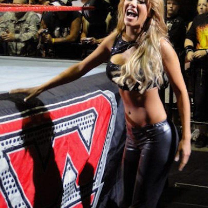 Así luce ahora luchadora de descendencia checa y costarricense Foto:WWE