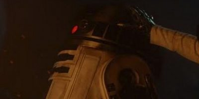 R2D2 y Luke F Foto:Lucasfilm
